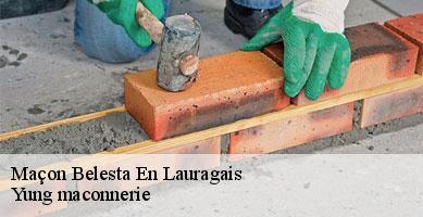 Artisan Maçon Entreprise De Maçonnerie à Belesta En